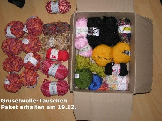 tauschpacket