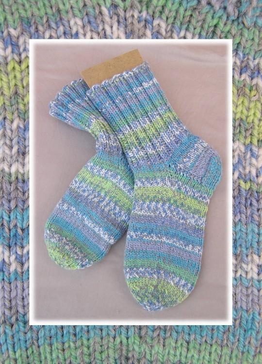 Socken im Juli