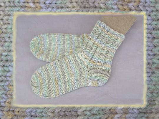 Socken im Juli Zwei